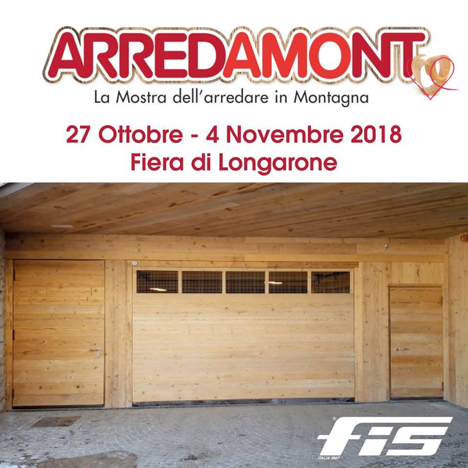 Fis Group ad Arredamont 2018